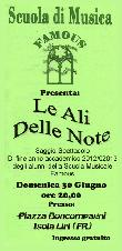 Le Ali delle Note