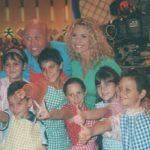 Antonella Clerici e Gino il Cuooco