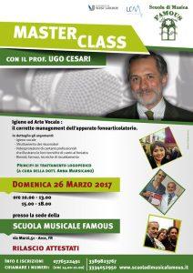 Master Ugo Cesari Scuola Famous ARCE