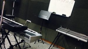 Sala Prove Scuola di Musica Famous