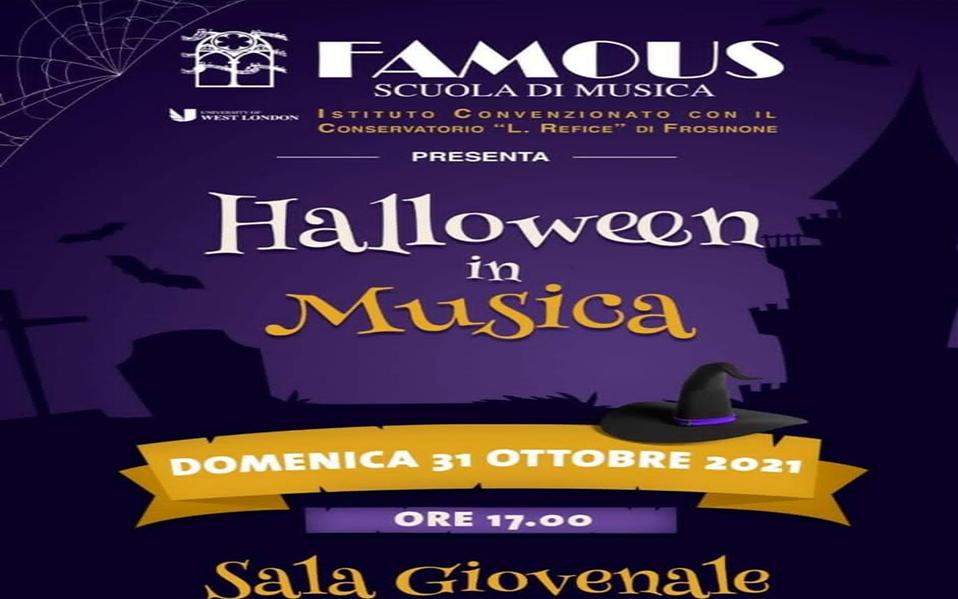 halloween scuola di musica famous